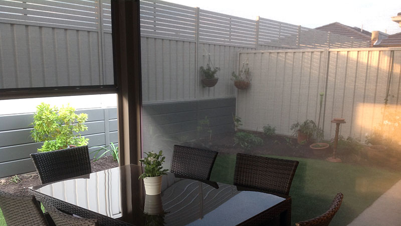 Canvas Awnings Melbourne Vistaweave Awnings Melbourne