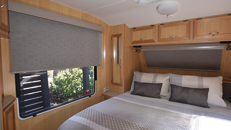Caravan Window Coverings
