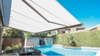 Folding Arm Awnings Melbourne