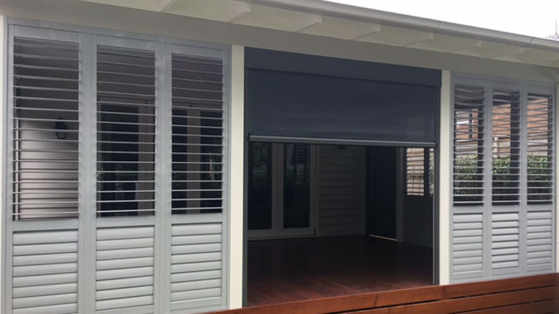 Outdoor Shutter Melbourne