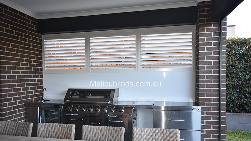 Outdoor Aluminium Shutters Melbourne Outdoor Blinds