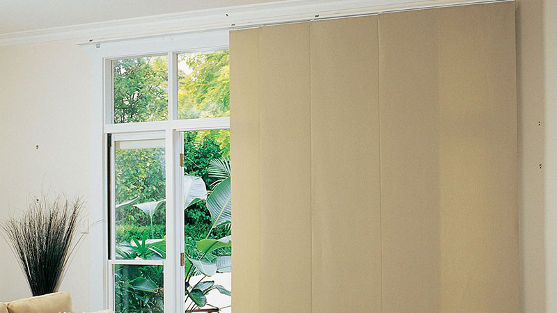Cheap Panel Glide Blinds Melbourne