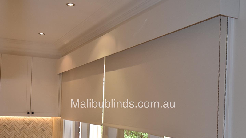 Coloured Roller Blinds