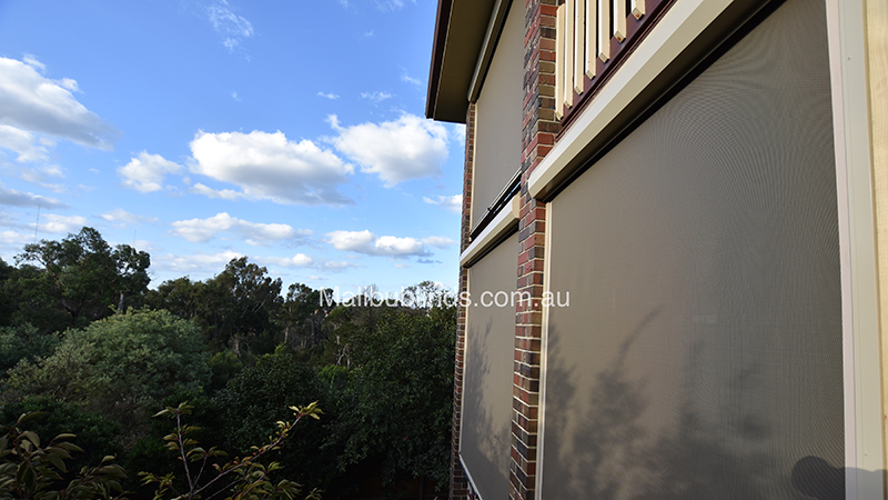 Melbourne Ziptrak® Blinds