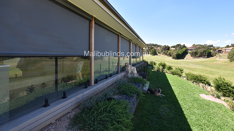 Ziptrak® Blinds Melbourne